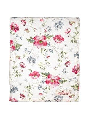 Скатерть Meadow White 145*250
