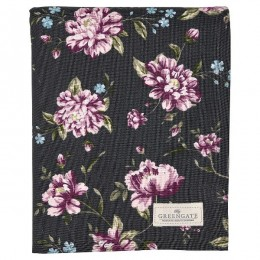 Скатерть Penelope dark grey 145*250 см