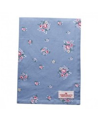 Полотенце Nicoline dusty blue 50x70 см