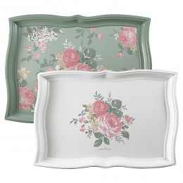 Подносы Josephine pale mint set of 2 pcs.