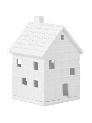 Подсвечник Light house Half timbered 12х7,5х7 см