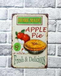 Табличка Apple Pie