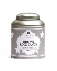 Сахар BROWN ROCK CANDY